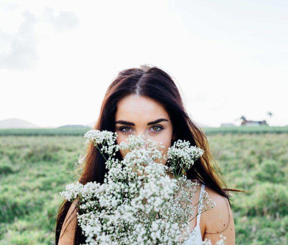 donna fiori